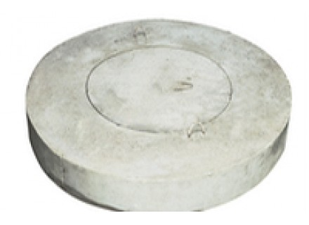 Кришка колодязна +люк 1м(посилена)