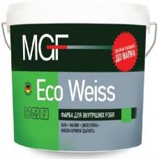 Фарба MGF Eco Weiss