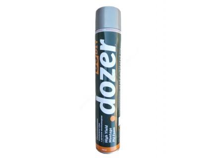 Клей піна Dozer 850ml ручна