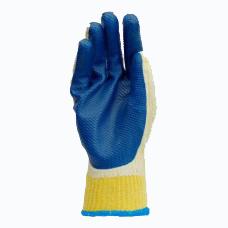 Рукавиці жовто-сині арт.4502