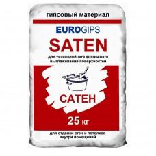 Шпаклівка Єврогіпс фініш 25кг