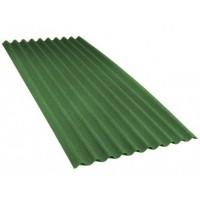 Ондулін зелений 0,95*2м