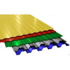Профнастил глянцевий 1,5 м * 0,95 м* 0,3 мм