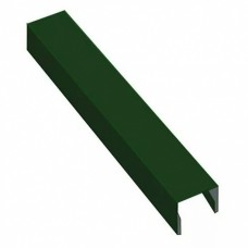 Верхня планка 15мм зелена