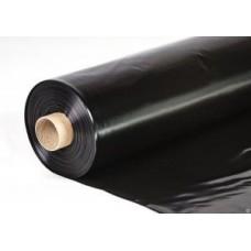 Плівка поліетиленова 1,5x100 м 100 мк чорна