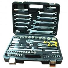 Професійний набір інструментів 82 шт (12 і 1/4) (70008)
