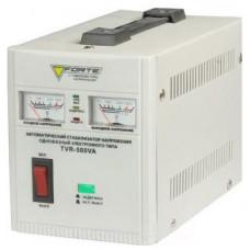 Стабілізатор напруги Forte TVR-500VA