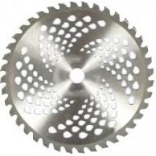 Ніж для мотокос 255 * 25,4 * 1,3 мм 40T з побідитовими напайками