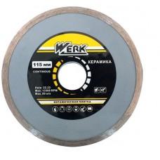 Алмазний диск по кераміці
