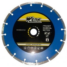 Алмазний диск Werk Segment
