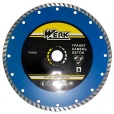 Алмазний диск Werk Turbo