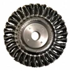 Щітка по металу дискова
