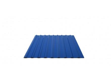 Профнастил НС-14б 9 хвиль 1.7 м - 1.18 м - 0.04 мм
